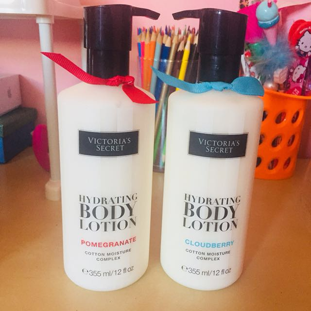 VS Body Lotions