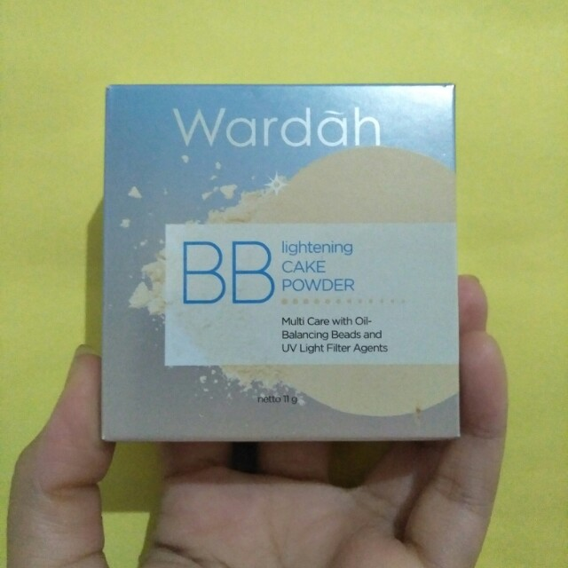 WARDAH BB LIGHTENING TWC