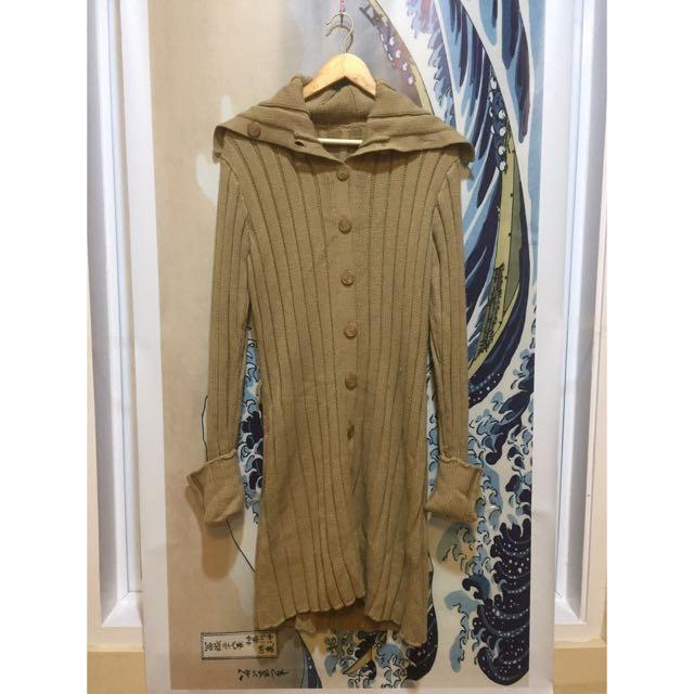 Woman Coat Rajut - Baju Hangat - Musim Dingin