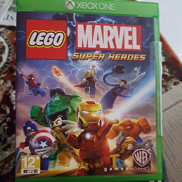 Xbox One Lego Marvel Super Heroes Toys Games Video Gaming Video