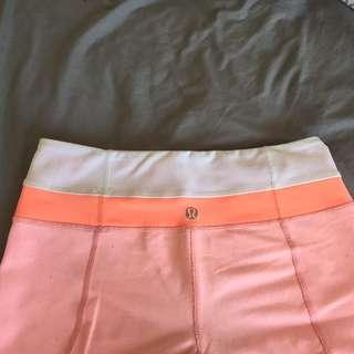 Lululemon Peach Pants