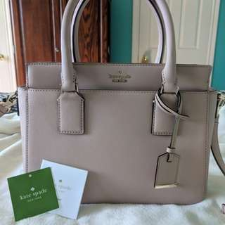 NWT Authentic Kate Spade Handbag/Purse