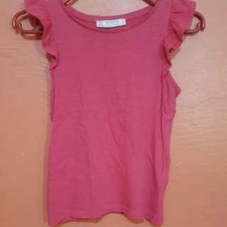Terranova Kids Hot Pink Top