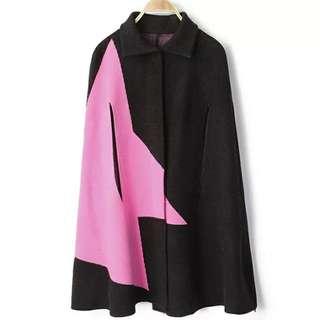 時裝店结業,蝕讓超型超靚料斗篷外套,自留品