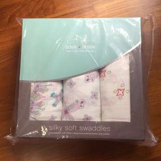 (Limited Stock) Aden & Anais Bamboo Swaddles