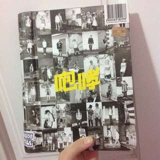 EXO Growl Repackaged Album (Chinese Ver.)