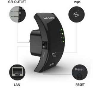 Wireless N repeater / AP