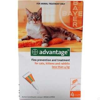 Advantage Cat Flea Treatment