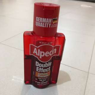To bless shampoo