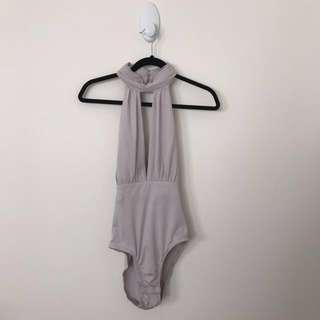 Pale Lavender Bodysuit