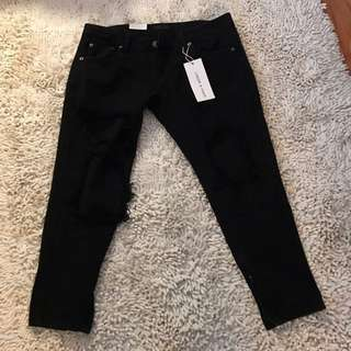 BNWT Distress Denim from Asos