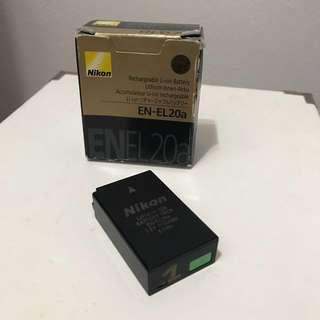 Nikon's Battery EN-EL20 (1)