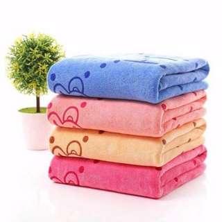 搶購   超細纖維大條浴巾