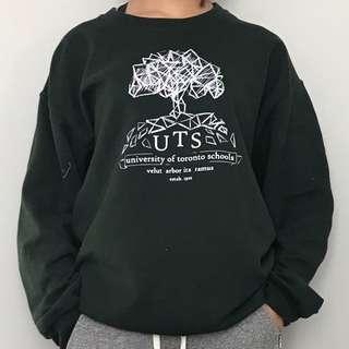 University of Toronto Schools Sweater