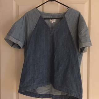 Seed Denim shirt