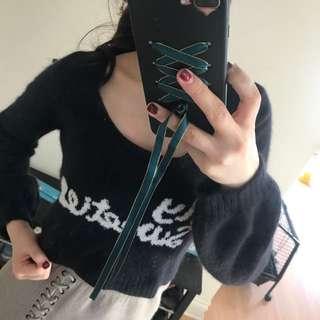 Japanese Wool Sweater