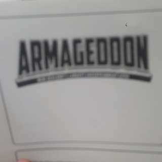 Arrmogedon tickets for sale
