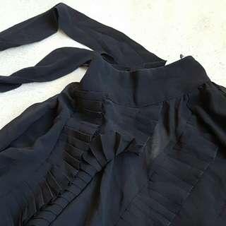 BCBG MAXAZRIA Shiffon Dress