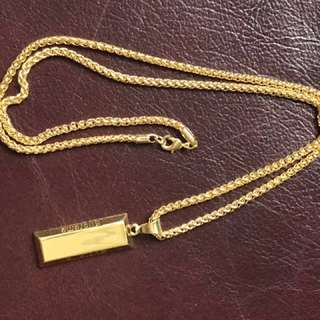 Supreme copy - mens neck chain