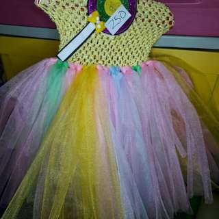 Tutu Dress (preloved)
