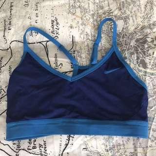 Nike Sports Bra- Size S