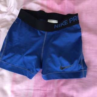 Nike Pro Shorts- Size XS