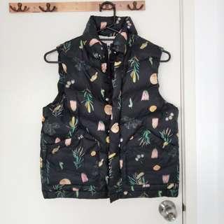 Gorman Puffer Vest size 8