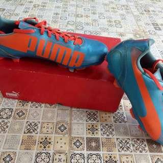 Sepatu Bola Puma 43