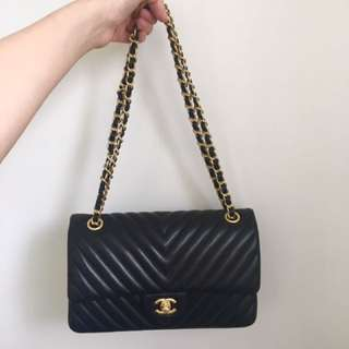 Give Me Your Best Price! Chanel Classic Flap 25.5cm