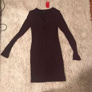 BNWT long sleeve dress from Forever 21
