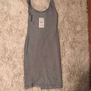 BNWT tank dress from Zara