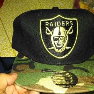 Replica Raiders cap