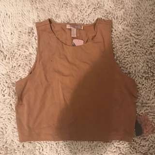 BNWT crop top from Forever 21