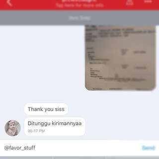 We are trusted! Thank you for shopping 🙏🏻