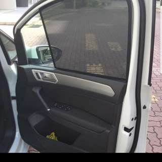 Golf MK7 magnetic Car Sunshades