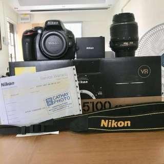 NIKON D5100 APSC
