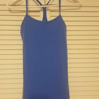 Price drop.. Lululemon tank (size 6)