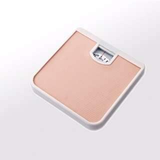 PERSONAL MECHANICAL BATHROOM SCALE