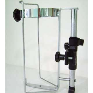 PORTABLE OXYGEN CARRIER FOR WHEELCHAIR