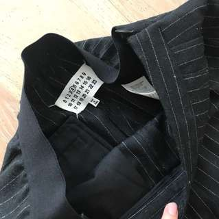 MM6 Maison Martin Margiela corp pants