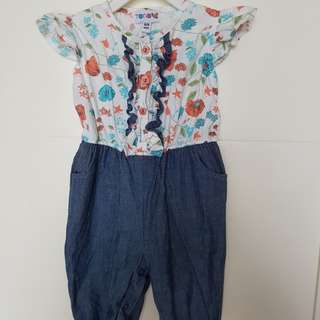 Jumper Jeans Babygirl sz 6-9m
