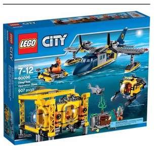 Lego 60096 - Deep Sea Operation Base