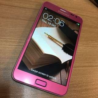 Samsung Galaxy Note 1 Pink