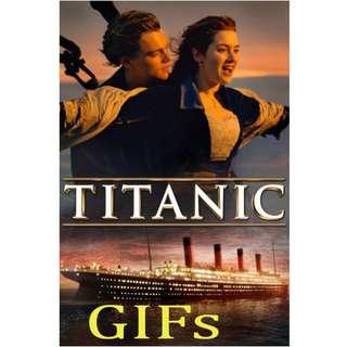 The Best 10 Titanic Gifs