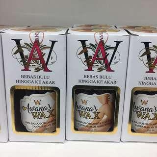 Awana's Wax Hair Removal