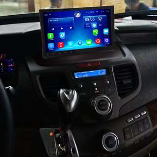 """Android 10.2"""" vertical display, car navigation, stereo, multimedia video, radio player for HONDA ODYSSEY 2004-2008."""
