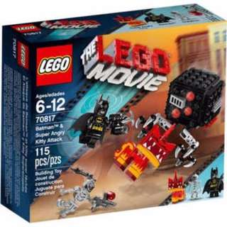 Lego 70817 - Batman & Super Angry Kitty Attack