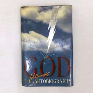 God: The Ultimate Autobiography - Jeremy Pascall (hardcover)