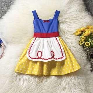 Snow White dress Snow White costume dress