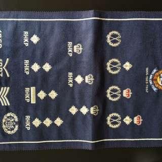 Hk royal police rank souvenir flag (1997)